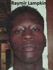 Raymir Lampkin is one of four teens who escaped from an Atlantic County juvenile detention facility.