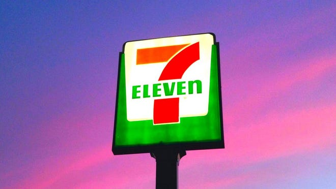 An act of kindness from the owner of an Ohio 7-Eleven went viral over the weekend.