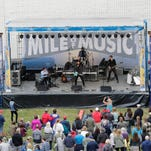 Live now: Mile of Music 6 kickoff announcement