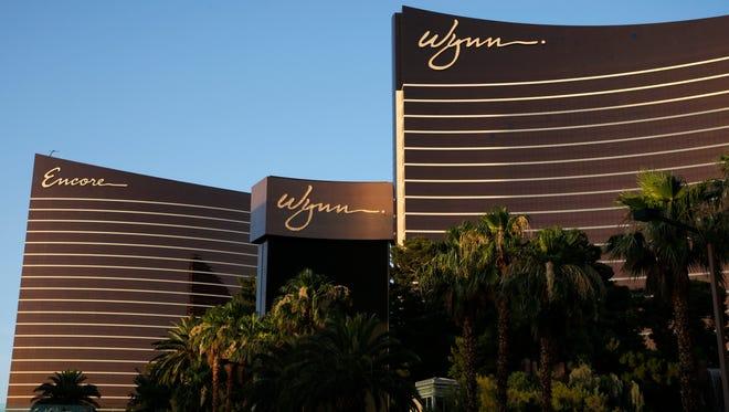 The Wynn Las Vegas and Encore resorts in Las Vegas.