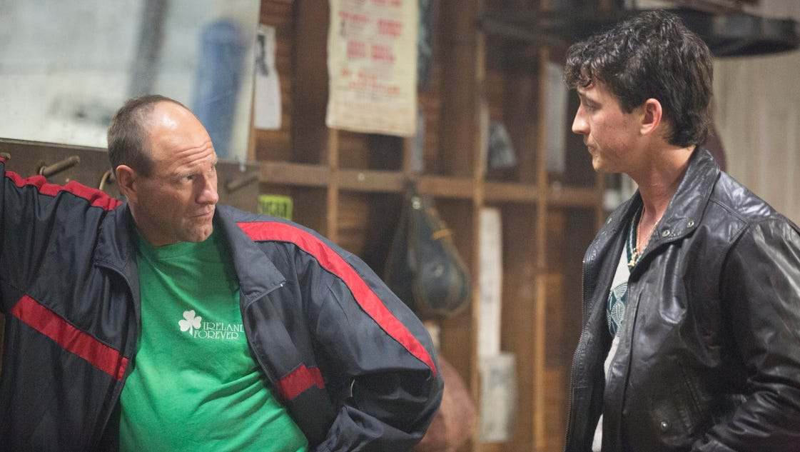 Upcoming movies: 'Bleed for This,' 'Allied'