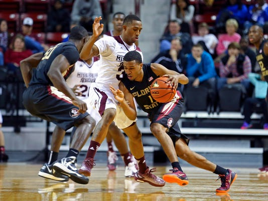 NCAA Basketball: Florida State at Mississippi State