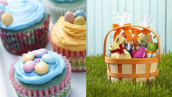 Avoid the stress of last-minute Easter basket-making.