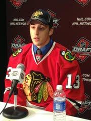 Tyler Motte, Chicago Blackhawks