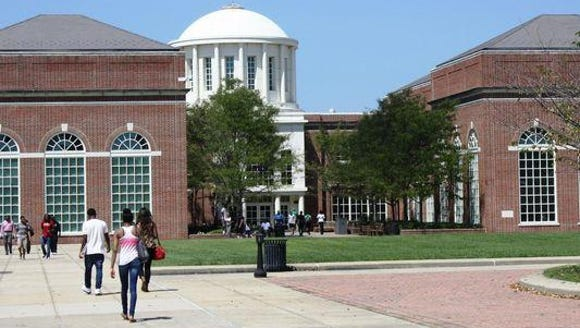 University of Maryland Eastern Shore is one of Maryland's