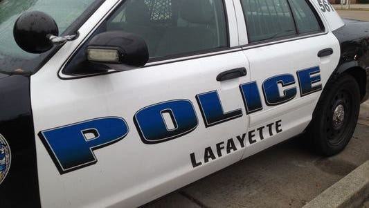 Lafayette police are investigating a convenience store robbery.
