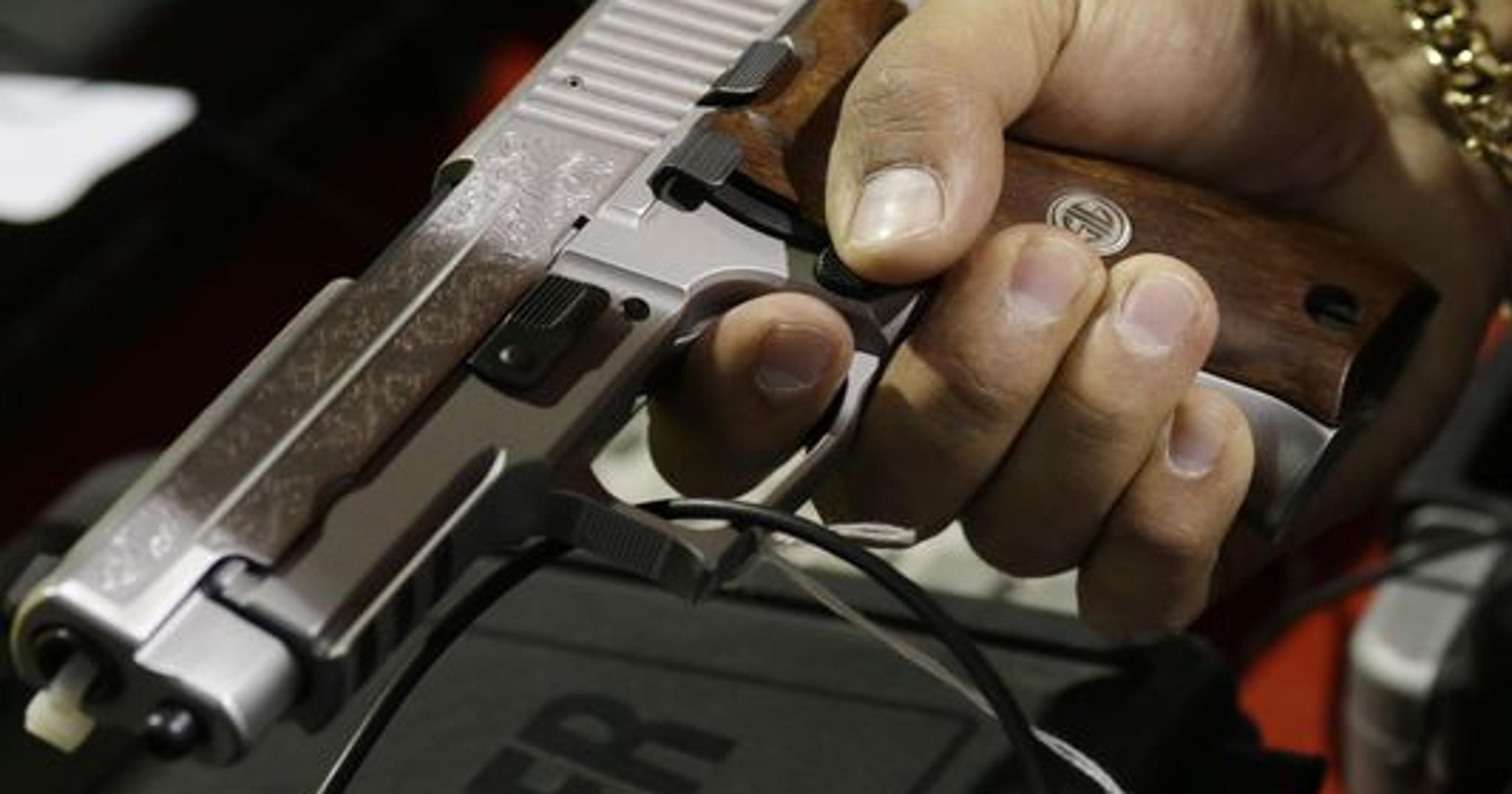 1 in 6 adult Hoosiers have a handgun permit