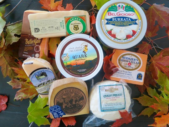 Try a cheese you've never heard of, or a different