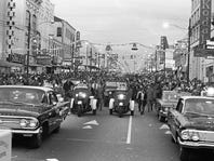 Looking Back: Christmas Parade