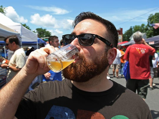 The Somerville Craft Beer Festival returns this weekend