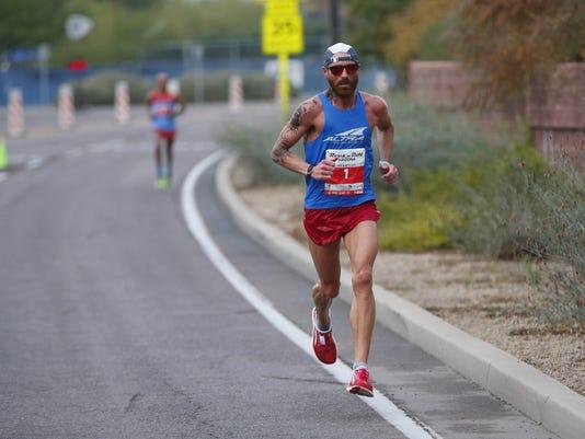 Roll Arizona Marathon & 1/2 Marathon