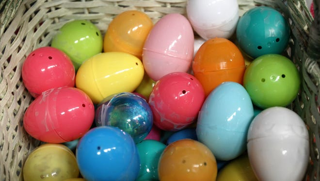 A Community Egg Hunt and Breakfast with the Bunny is set for Saturday, March 24, at the New Berlin Community Center. It's sponsored by the New Berlin Junior Woman's Club.