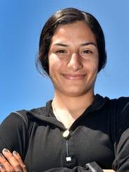 Yazmin Gonzalez, a senior at Camarillo High School,
