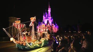 Disney World's popular Main Street Electric Parade is nearing the end of its run at the Magic Kingdom in Orlando.