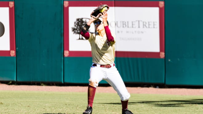 Florida State's softball team has nine games throughout October and one in November.