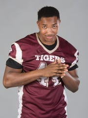 DE All-Area Davonchae Bryant, Pensacola High School.