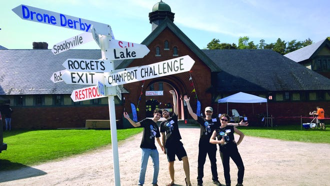 This year's Champlain Mini Maker Faire will be held Sept. 22 at Shelburne Farms.
