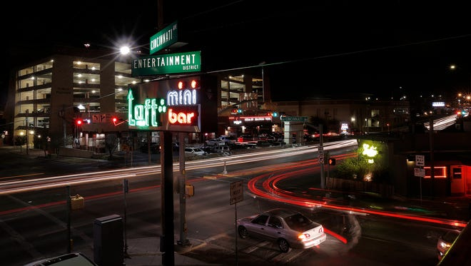 The Cincinnati Entertainment District has experienced a resurgence in recent months with new bars, such as Fools Gold, Ditzy Duck, Spirit of 66 and Rockin' Cigar Bar & Grill joining the area's established bars and restaurants such as Mini Bar, The Loft and GeoGeske.