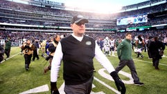 Rex Ryan's six-year hitch with the Jets appears just
