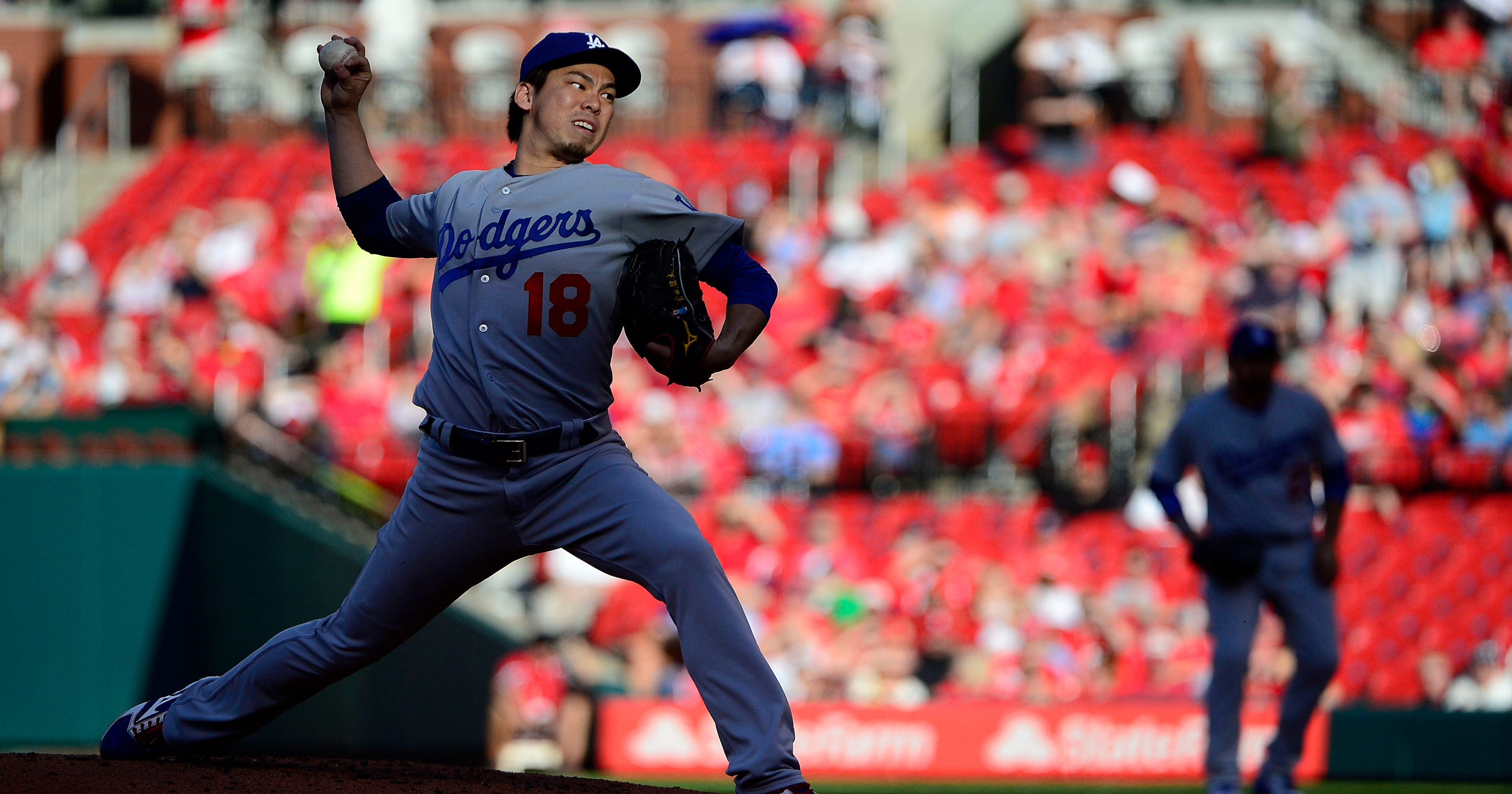 f7d82c30 Los Angeles Dodgers beat St. Louis Cardinals for sixth straight win