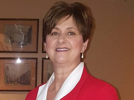 Shirley Ford was appointed the new chief financial