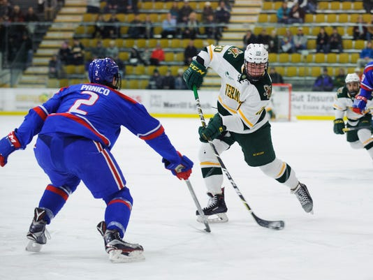 UMass- Lowell vs. Vermont Men's Hockey 01/19/18