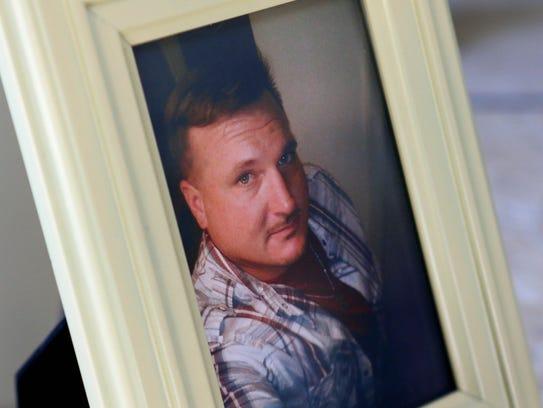 A photograph of 37-year-old Matt Klosowski, who overdosed