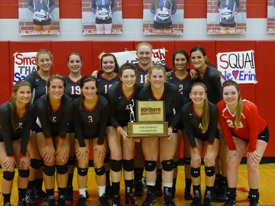 Buckeye Central shows off the hardware after being