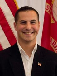 Ben Hornberger of Shippensburg has announced his candidacy of Congress in the 2018 election.