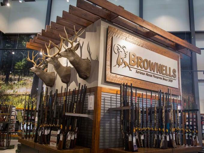 Brownells started in the 1930s as a hobby for its bedridden