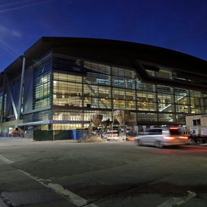Milwaukee Bucks arena naming rights going to a local company with a national presence