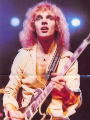 """The multi-platinum """"Frampton Comes Alive!"""" was one of the defining rock albums of the '70s."""
