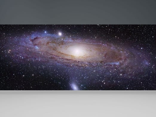NASA releases largest picture ever taken