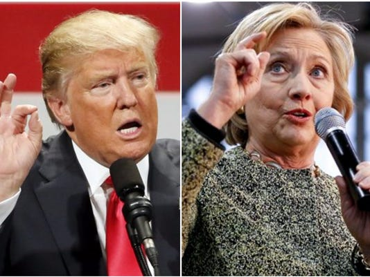 Donald Trump/Hillary Clinton