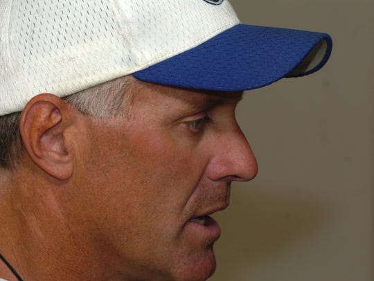 Former Carson football coach Shane Quilling died on