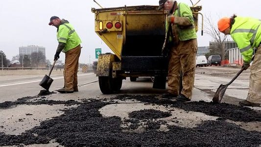The Michigan Legislature is expected to vote on a road funding plan that would put a sales tax increase on the ballot.