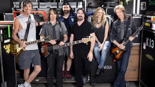 Boston is set to bring its 40th anniversary tour to Wells Fargo Arena on June 2.