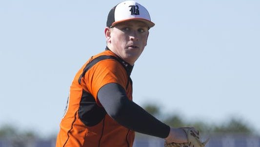 Former Barnegat left-hander Jason Groome makes his first start of the season Monday night for the Greenville (S.C.) Drive.