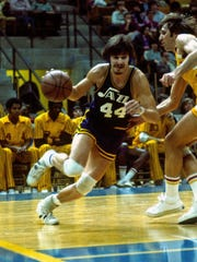 Pete Maravich won the scoring title 40 years ago.