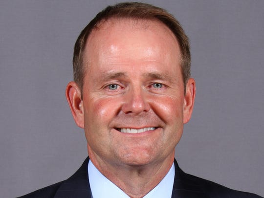 MTSU men's basketball coach Kermit Davis