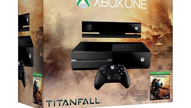 The Xbox One 'Titanfall' bundle