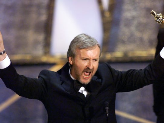 'Titanic' director James Cameron took a page from Jack