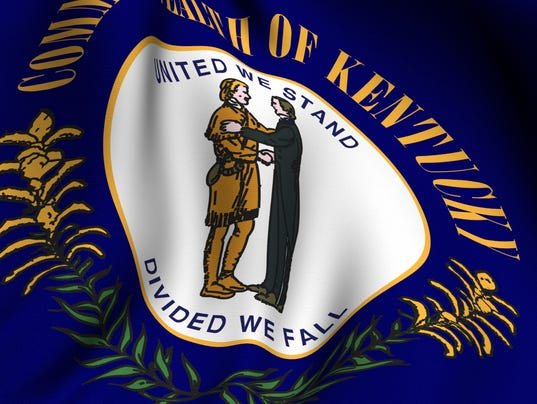 United We Stand - Kentucky Flag