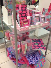 Lilly Pulitzer products and agendas are popular this