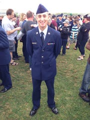 Senior Airman Eli Michael Cook
