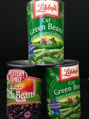 An Alabama middle school principal wants to collect cans of food to hurl at possible intruders as a last resort.