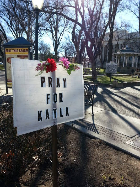 Pray for Kayla Mueller Prescott