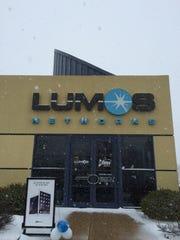 Lumos Networks on West Main Street in Waynesboro.