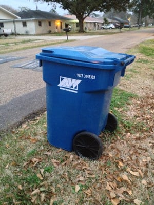 Garbage and recycling collections in Lafayette through Republic Services will be delayed one day Christmas week and New Year's week.