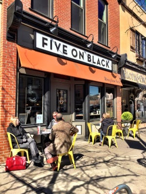 Five on Black, a Brazilian food restaurant in a fast-casual atmosphere, will open in Great Falls at West Bank Landing in mid-2018.